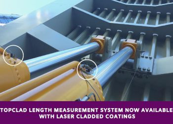 Topclad Length Measurement System (TLMS) 1