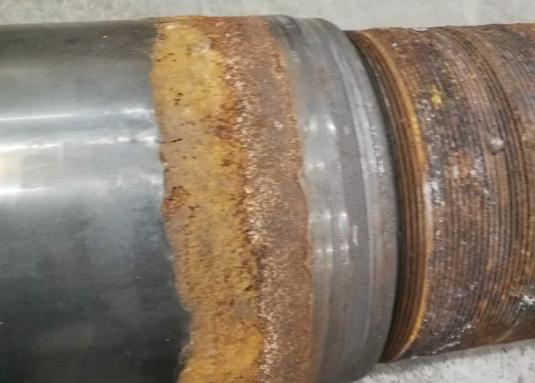 Laser cladding in 2020: the ultimate solution for repair of corroded cylinder rods  1